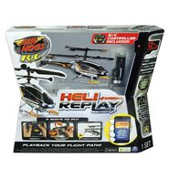 Air Hogs Heli Replay Asst - Black/Silver/Orange at Kmart.com