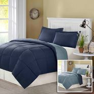 Comfort Classics Billings Comforter Mini Set in Navy at Kmart.com