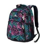 HIGH SIERRA SWERVE FEATHER RAINBOW/BLACK BACKPACK at Sears.com