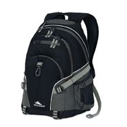 HIGH SIERRA LOOP BLACK/CHARCOAL BACKPACK at Sears.com