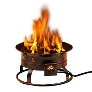HEININGER Portable Propane Outdoor Fire Pit 58,000 BTU at Sears.com