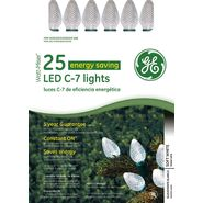 General Electric Christmas Light Energy Smart Constant 26 LED Light Set Warm White at Kmart.com