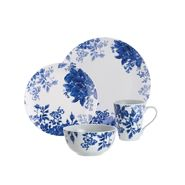 Paula Deen Dinnerware, 4-Piece Place Setting-Tatnall Street, Blue Bell at Kmart.com