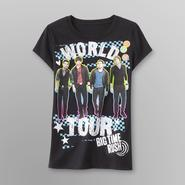 Nickelodean Girl's Big Time Rush T-Shirt at Kmart.com