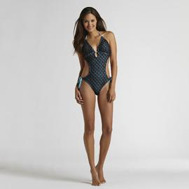 Joe Boxer Junoir's Crocheted Neon Monokini at Sears.com