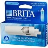 Brita Soft Sided Water Filtration Bottle Replaceable 2ct Filters at Kmart.com