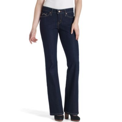 Levi's® 529™ Curvy Boot Cut Denim Jeans For Women