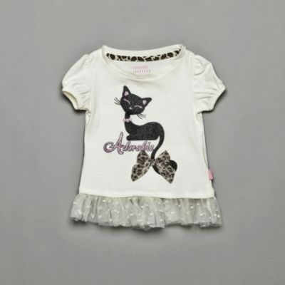 Miniville  Girl's Toddler Top