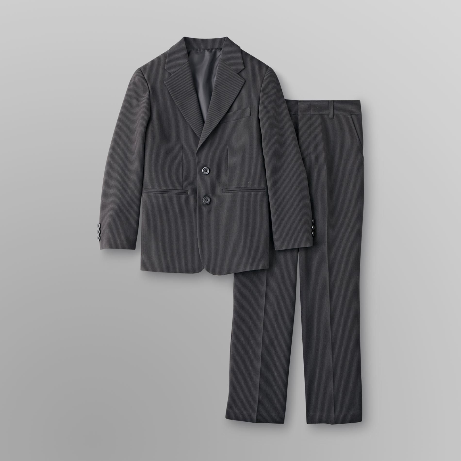 Holiday Editions Boy's Pinstripe Pant Suit