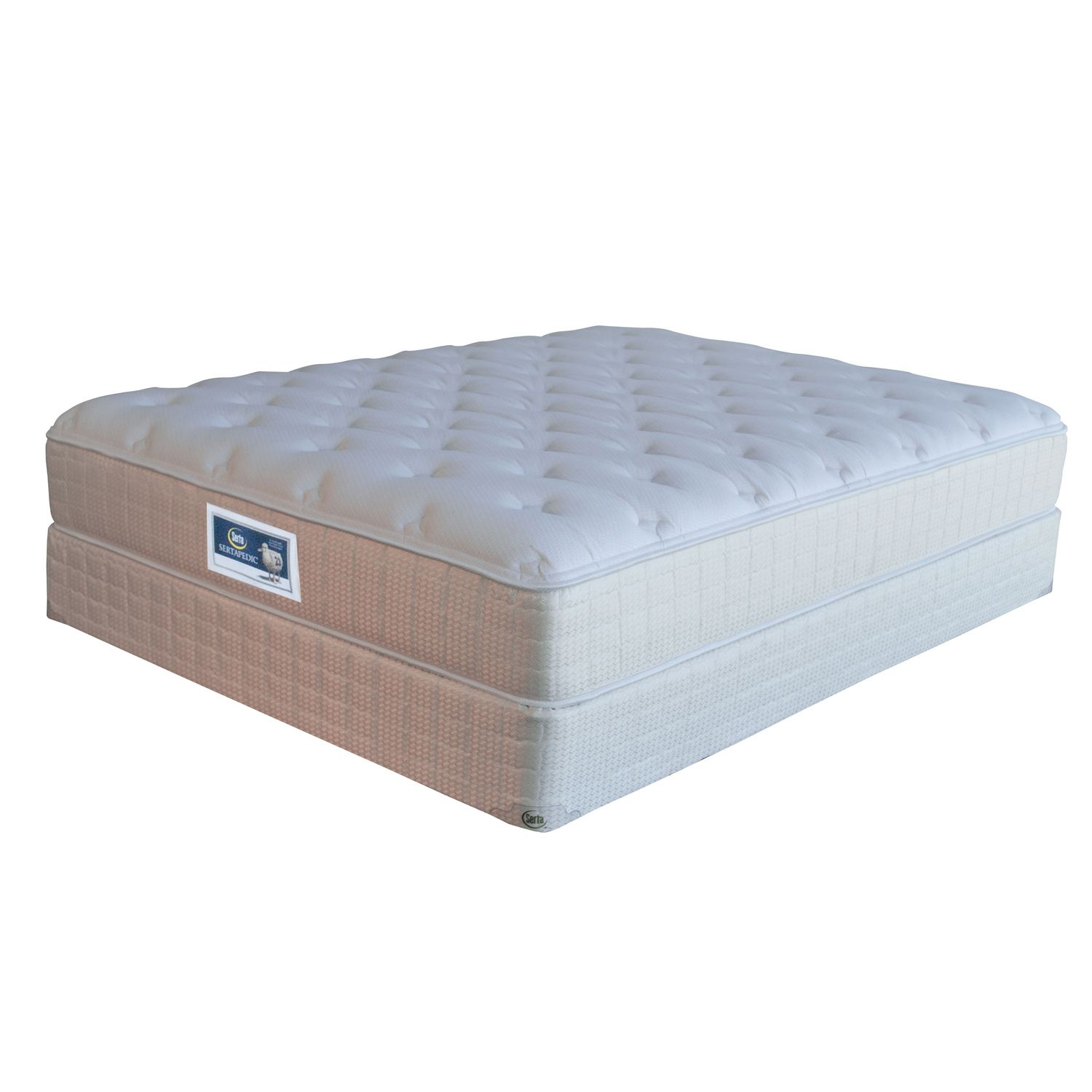 Willow Crest Plush Full Mattress