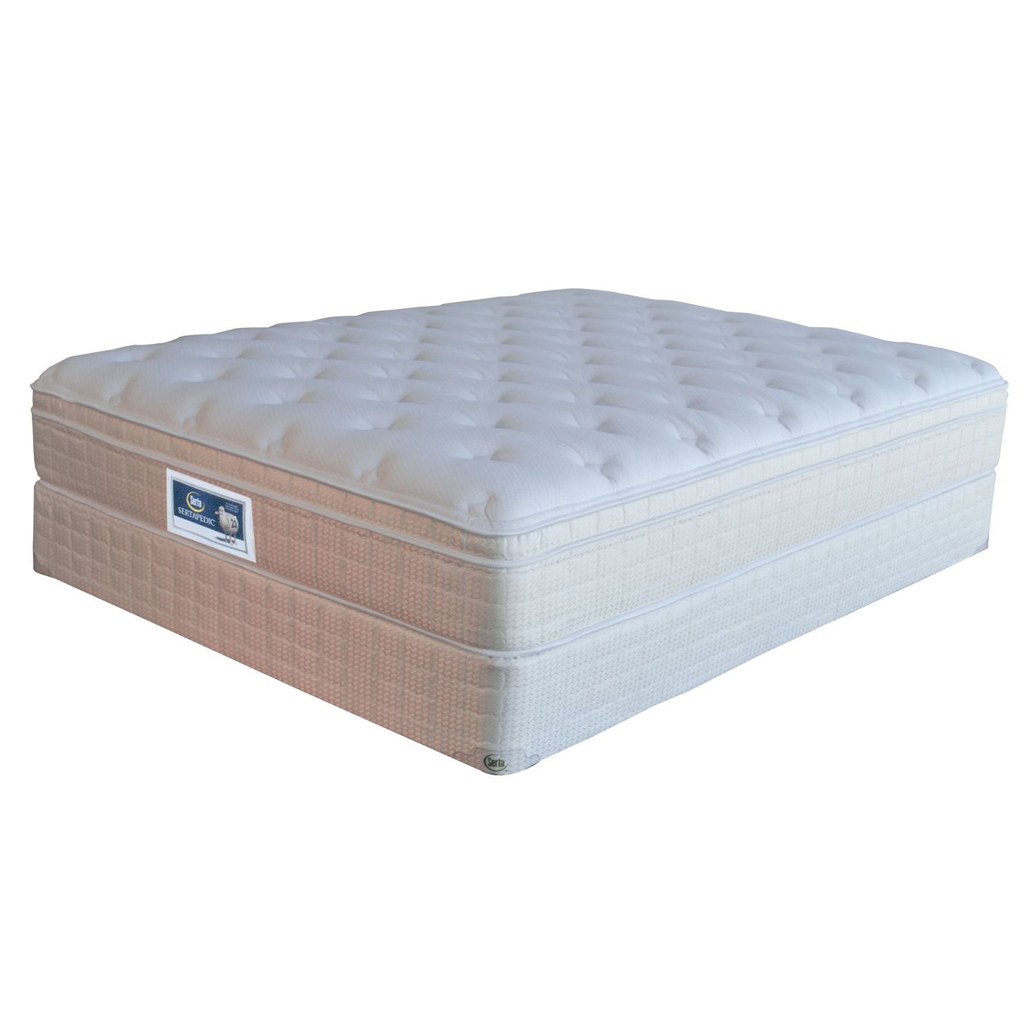 Willowcrest Eurotop Twin Extra Long Mattress
