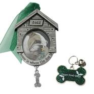 2 pc Dog Ornament and Pet Tag Set at Kmart.com