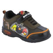 Character Toddler Boy's Angry Birds Athletic Shoe -  Brown at Kmart.com