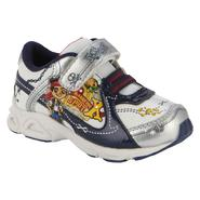 Disney Toddler Boy's Jake Neverland Athletic Shoe -  White at Kmart.com