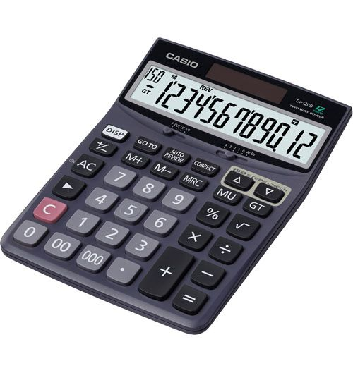 Casio Desk Top Calculator