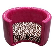 Spoiled Rotten Classic Collection Small Round Pet Bed at Kmart.com