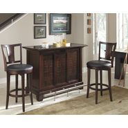 Home Styles Rio Vista 3PC Bar Set -Bar and Two Stools Espresso Finish at Kmart.com