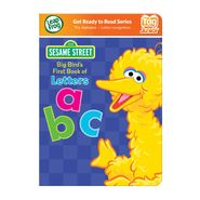 LeapFrog ® Tag™ Junior Book: Sesame Street: Big Bird's First Book of Letters at Kmart.com