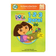 LeapFrog ® Tag™ Junior Book: 1-2-3 Dora! at Kmart.com