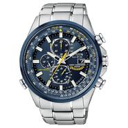 Citizen Men's Eco-Drive Stainless Steel Blue Angels World Chronograph A-T at Sears.com
