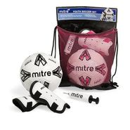 Mitre Soccer Kit- Blue at Kmart.com