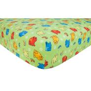 Trend-Lab Flannel Crib Sheet - Frog at Kmart.com