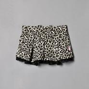 Miniville Infant and Toddler Girl's Skirt Leopard Print Brown at Kmart.com