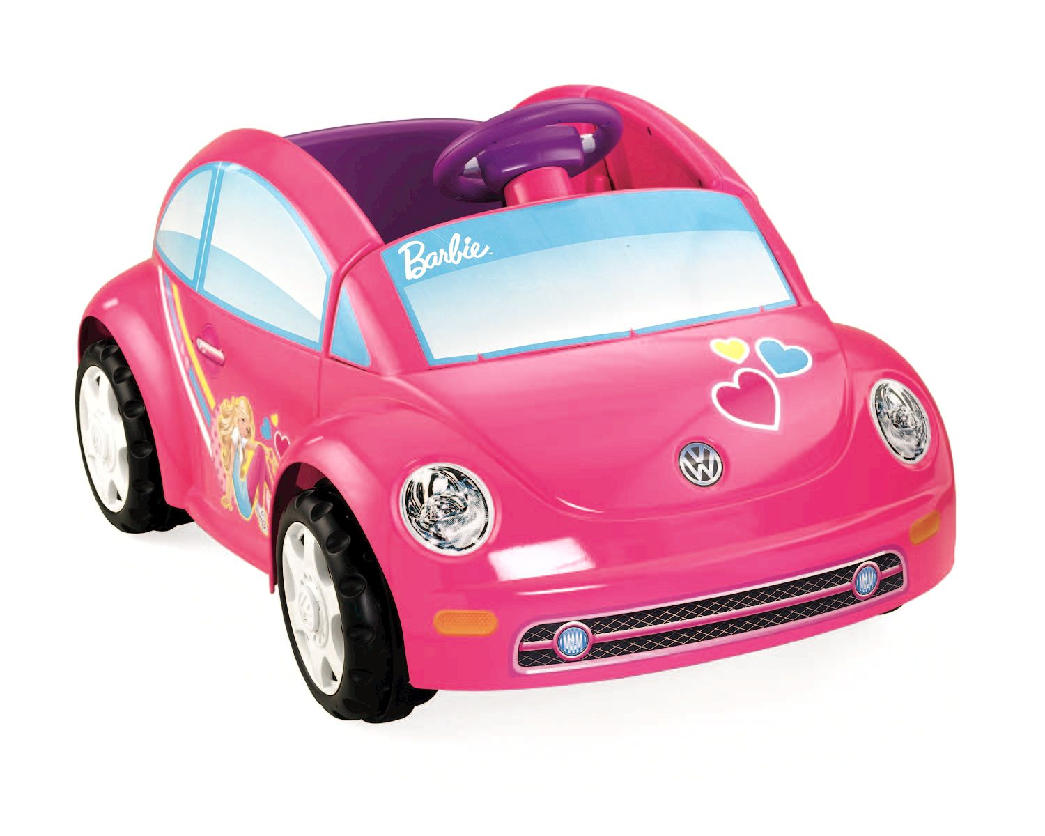 Power Wheels  Barbie VW Beetle
