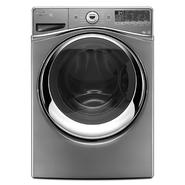 Whirlpool 4.3 cu. ft. Front-Load Washer w/ Precision Dispense - Chrome Shadow at Sears.com