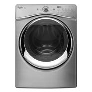 Whirlpool Duet® 7.4 cu. ft. Gas Dryer w/ Tap Touch Controls - Diamond Steel at Sears.com