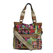 Lily Bloom Women's Handbag Cross Shoulder Tote – Multi-Color at Sears.com