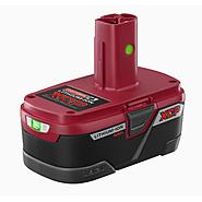 Craftsman C3 19.2-Volt XCP High Capacity Lithium-Ion Battery Pack at Craftsman.com