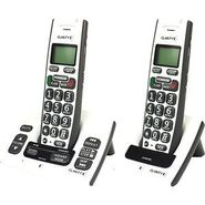 Clarity DECT 6.0 Cordless Big Button Phone With Digital Answering Machine - 2 Handsets- 50615.000 at Sears.com