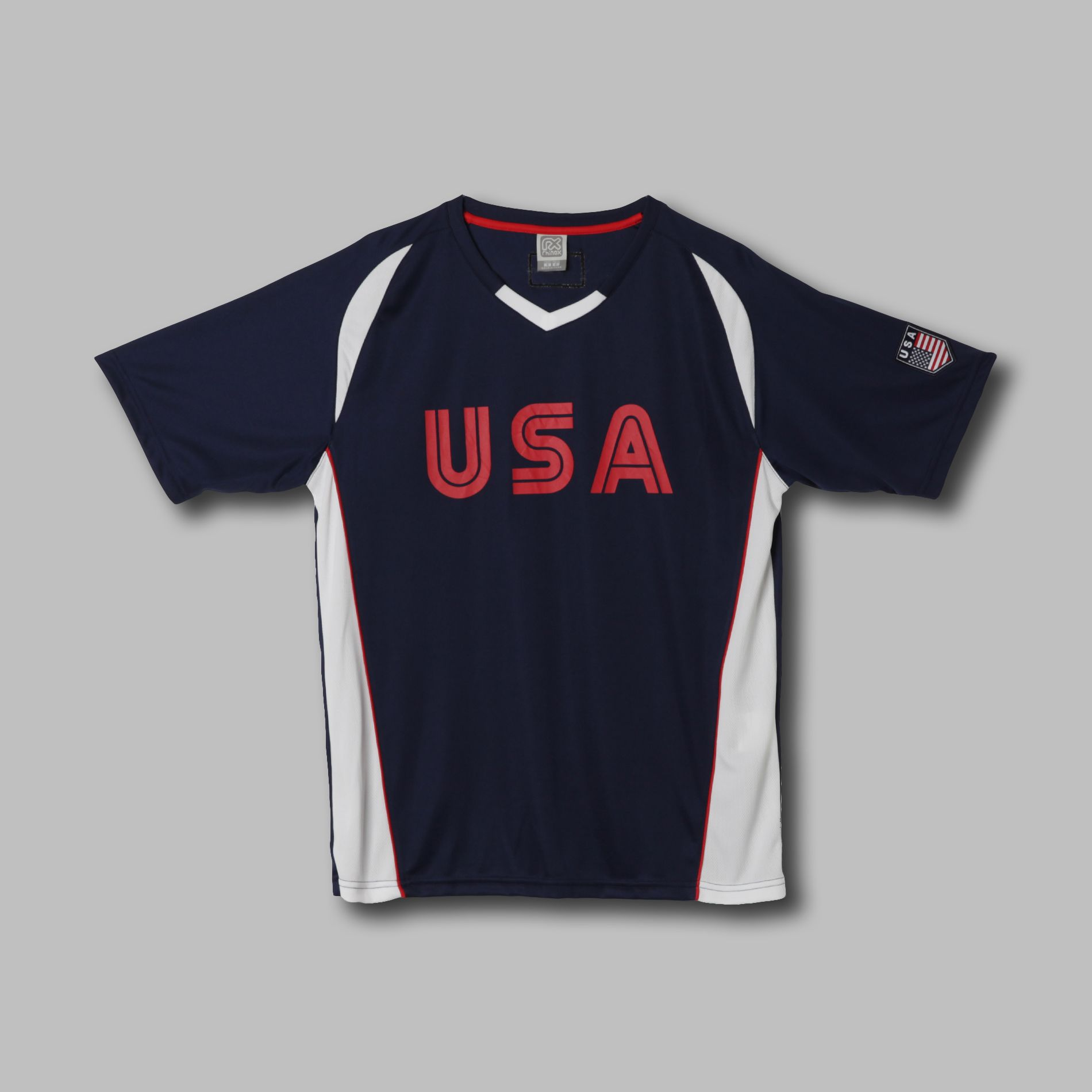 RHINOX Men's Soccer Jersey FIFA USA at Kmart.com