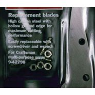 Craftsman CLOSEOUT! Professional Use Replacement Blade Set at Craftsman.com