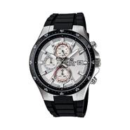 Casio Men's Black Band with White and Red Accent Dial Watch at Kmart.com
