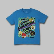 Angry Birds Boy's Graphic Tee 'Most Awesome' Short Sleeve at Sears.com