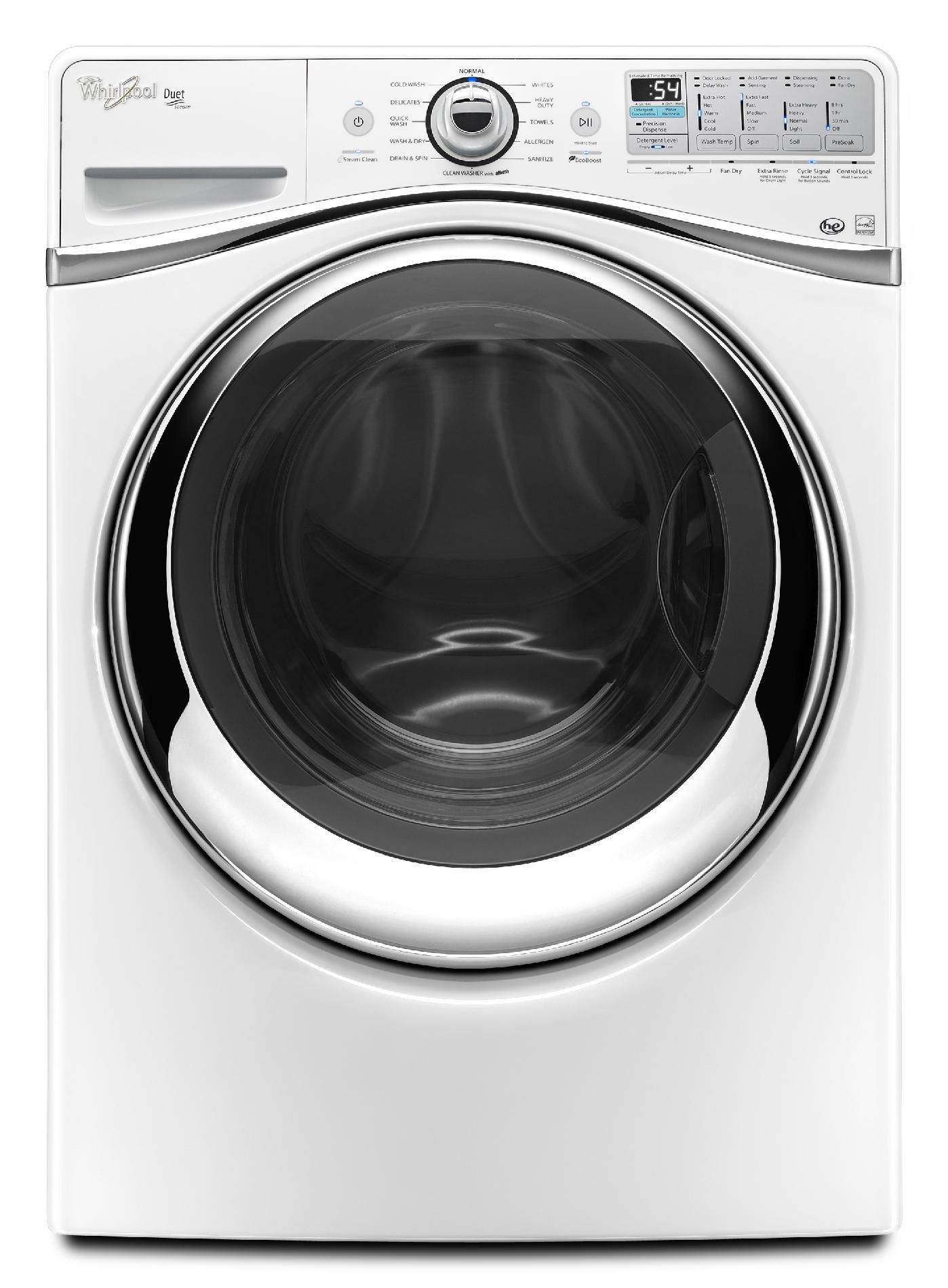 4.3 cu. ft. Front-Load Washer w/ Precision