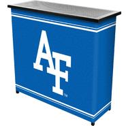 Trademark Global Air Force Falcons 2 Shelf Portable Bar With Case at Kmart.com