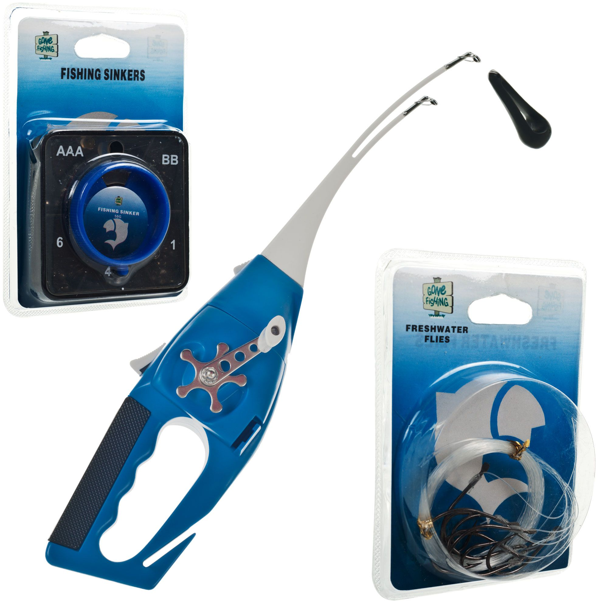 Trademark  Pocket Fisherman Fishing Kit