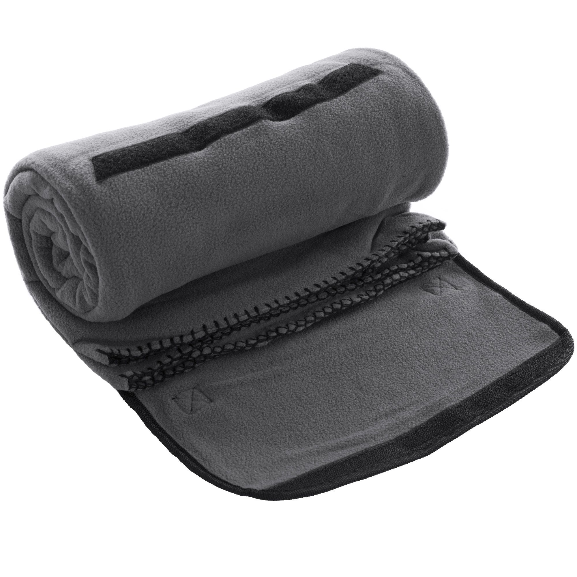 Toppers  ToppersT Roll-Up Fleece Throw