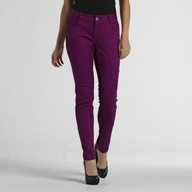Metaphor Women's Twill Skinny Pants - Solid at Sears.com