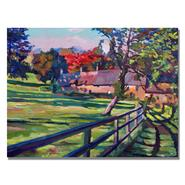 Trademark Fine Art David Lloyd Glover 'Country House' Canvas Art at Kmart.com