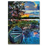 Trademark Fine Art David Lloyd Glover 'Days End' Canvas Art at Kmart.com