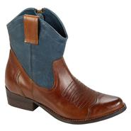Mia Women's Western Boot Richwood - Brown at Sears.com
