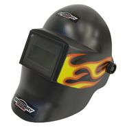 Speedway Start to Finish Adjustable Shade Auto Darkening Welding Helmet from Shade 9 - 13    #7665 at Sears.com