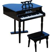 Schoenhut Black 30 Key Classic Baby Grand Piano w/Bench at Sears.com