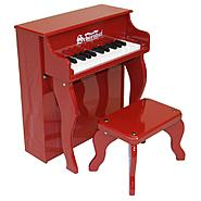 Schoenhut Red 25 Key Elite Spinet w/ Bench at Sears.com