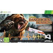 Activision Cabela's Danger.Hunts 2013 w/gun - Xbox 360 at Sears.com