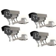 Q-See QS2350C4 Clearance 4 Pack Indoor/Outdoor CCD Surveillance Cameras at Sears.com